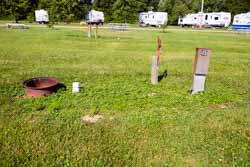 Facilities RV Park Hookup and Rv Site